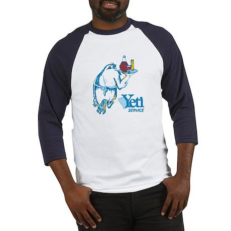 Yeti Service (Blue/White Baseball Jersey)