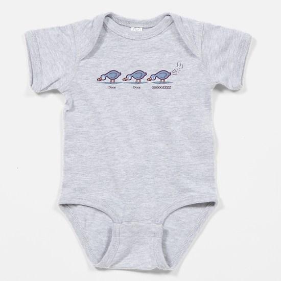Duck Duck Gooz Baby Bodysuit