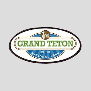 Grand Teton National Park Patches