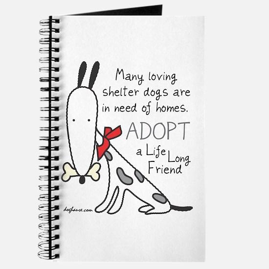 Life Long Friend (Dog) Journal
