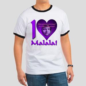 I (Heart) Malala Ringer T