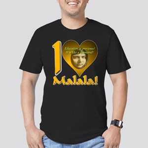 I (Heart) Malala Men's Fitted T-Shirt (dark)