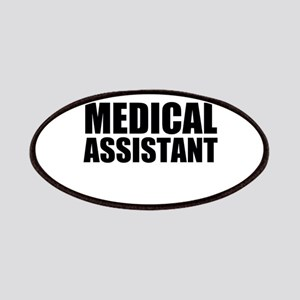 Trust Me, Im A Medical Assistant Patches