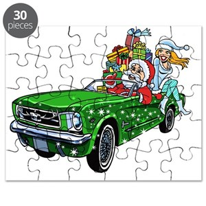 Muscle Cars Puzzles Cafepress