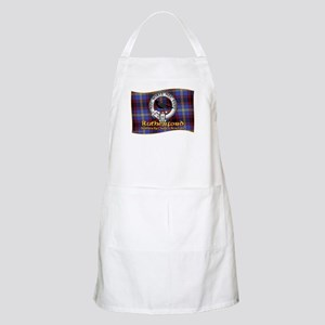 Rutherford Clan Apron