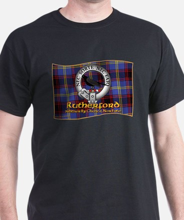 Rutherford Clan T-Shirt