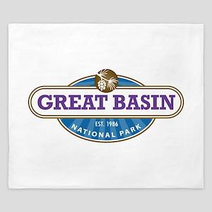 Great Basin National Park King Duvet