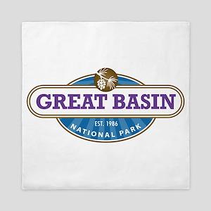 Great Basin National Park Queen Duvet