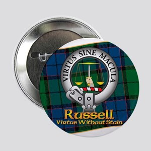 "Russell Clan 2.25"" Button"