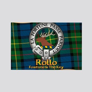 Rollo Clan Magnets