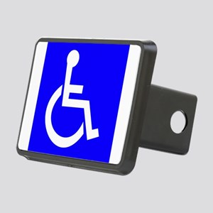 Handicap Sign Hitch Cover