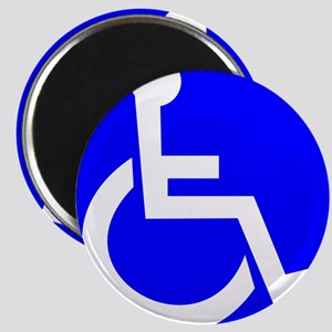 Handicap Sign Magnets