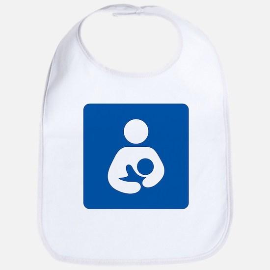Breastfeeding Symbol Bib