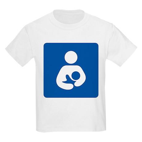Breastfeeding Symbol T-Shirt