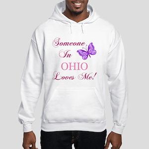 Ohio State (Butterfly) Hooded Sweatshirt