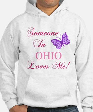 Ohio State (Butterfly) Hoodie