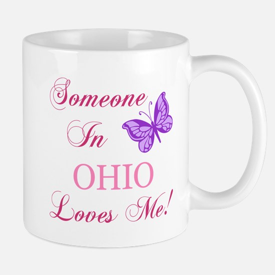 Ohio State (Butterfly) Mug