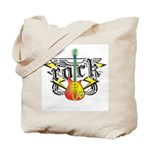 Rock! Guitar Tote Bag