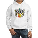 Rock! Guitar Hooded Sweatshirt