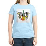 Rock! Guitar Women's Light T-Shirt