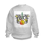 Rock! Guitar Kids Sweatshirt