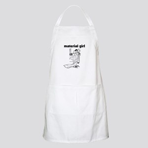 Material Girl - Sewing BBQ Apron