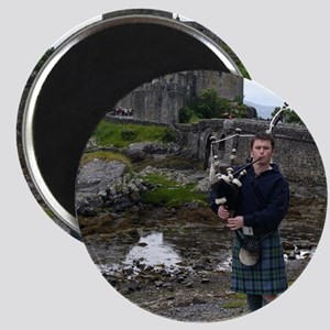 Eilan Donan Castle Magnet