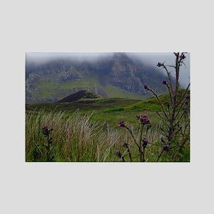 Isle of Skye, Scotland Rectangle Magnet