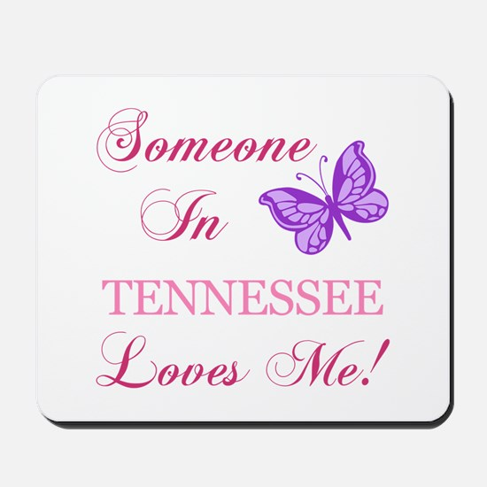 Tenessee State (Butterfly) Mousepad