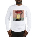 Will Work For Manure Long Sleeve T-Shirt