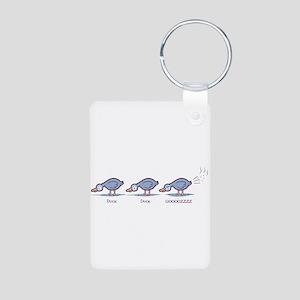Duck Duck Gooz Keychains