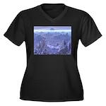 Islandia Evermore Plus Size T-Shirt