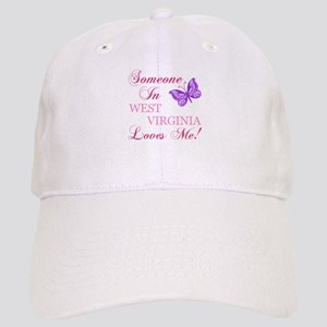 West Virginia State (Butterfly) Cap