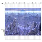 Islandia Evermore Shower Curtain