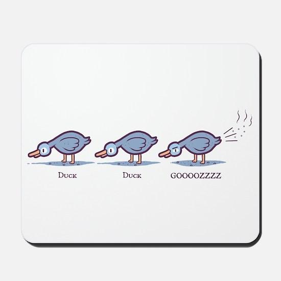 Duck Duck Gooz Mousepad