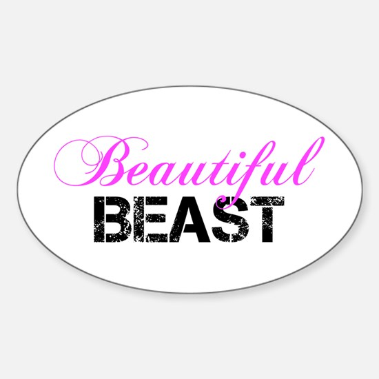 Beautiful Beast Decal