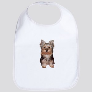 Yorkshire Terrier Puppy Bib
