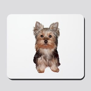 Yorkshire Terrier Puppy Mousepad
