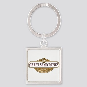Great Sand Dunes National Park Keychains