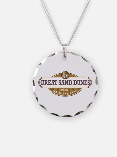 Great Sand Dunes National Park Necklace