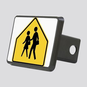 School Zone Hitch Cover