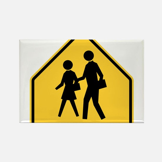 School Zone Magnets