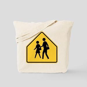School Zone Tote Bag