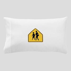 School Zone Pillow Case