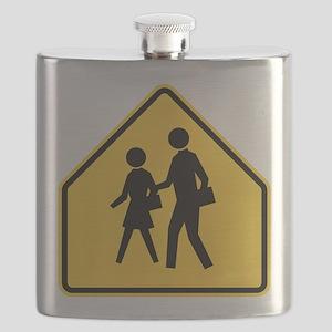 School Zone Flask