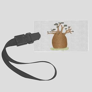 Baobab Luggage Tag
