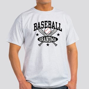 Baseball Grandma Light T-Shirt