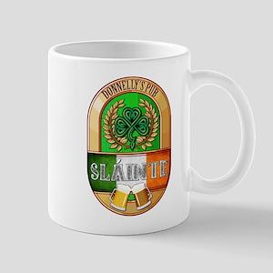 Donnelly's Irish Pub Mug