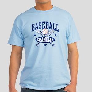 Baseball Grandma Light T-Shirt