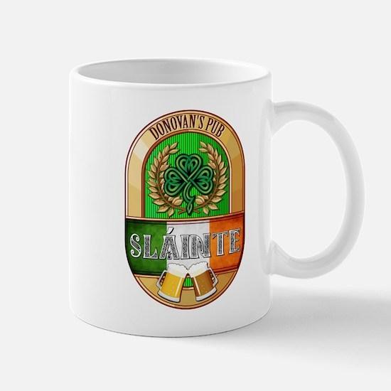 Donovan's Irish Pub Mug